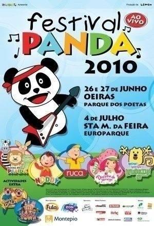 Festival Panda 2010