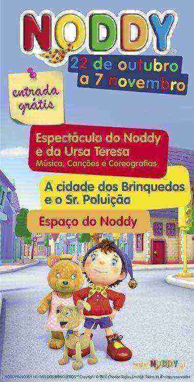 A casa do noddy