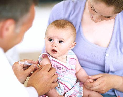 Vacinação gratuita para as crianças com doença invasiva pneumocócita