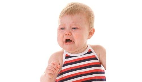 O que fazer com um bebé ansioso?