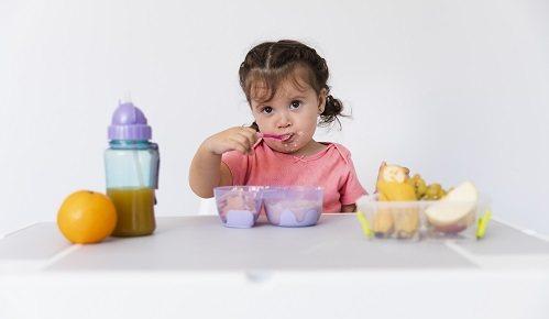 O que pode comer uma criança de 12 meses?