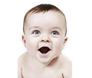 um bebé pode estar rouco?