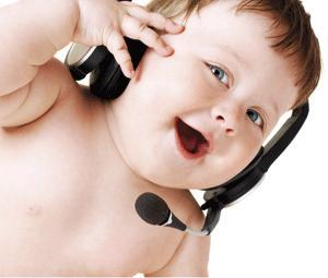 Problemas auditivos, será que o meu filho ouve bem?