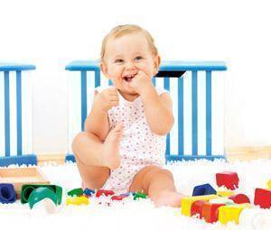 ¿El color de los juguetes influye en los niños?