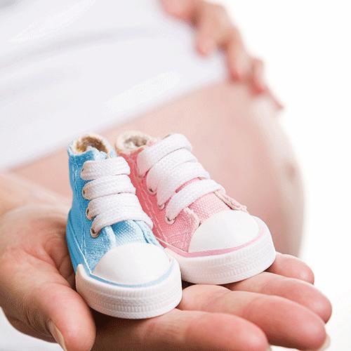 Menino ou menina? Saiba a partir do segundo mês de gravidez!