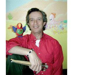 Anselmo García de Polavieja - Muralista de Pintura Infantil