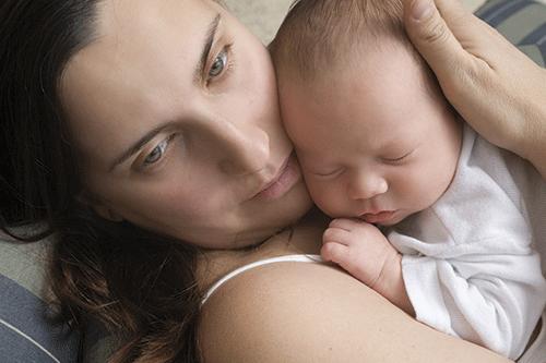 Quarentena após parto por cesárea