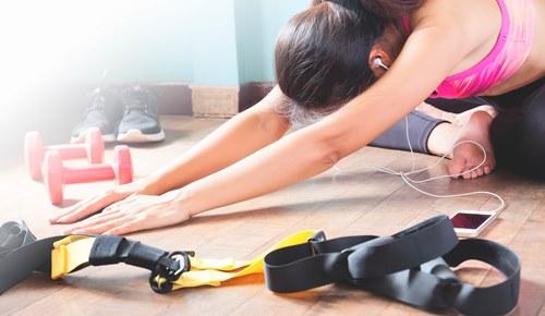 Perder peso depois do parto, aprenda alguns exercícios!
