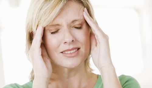 Dor de cabeça pós-parto