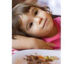 A alimentação das crianças na escola