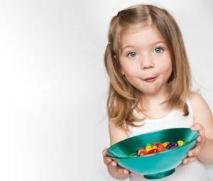Alimentação infantil: comer com as mãos!