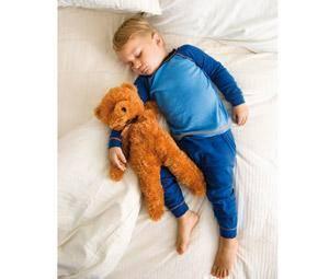 Distúrbios de sono: três em cada dez crianças com menos de 5 anos sofrem deste problema