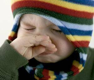 secciones salud infantilLa obstrucción nasal permanente, la tos o el dolor de cabeza son algunos de los síntomas principales de esta enfermedad