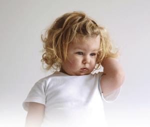 Problemas auditivos na infância