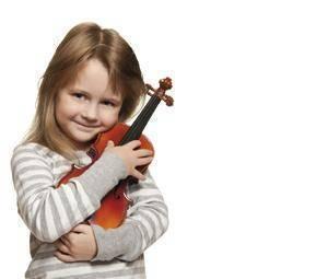 seccione desarrollo infantil A muchos padres les hace ilusión que sus hijos se conviertan en pequeños músicos prodigio,