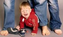 Diretrizes para o tratamento de birras infantis