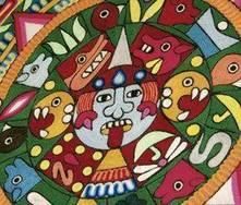 Calendario de gravidez dos maias