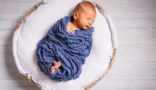 Por que é que os recém-nascidos respiram agitados?