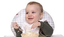 A partir de que idade podem os bebés comer gelatina?