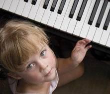 Música e yoga para relaxar as crianças