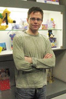 José Herráez - Disney Interactive Studios
