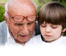 Mimar, cuidar, brincar ... a relação avós-netos