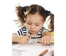 Os primeiros desenhos das crianças, saiba o que significam!