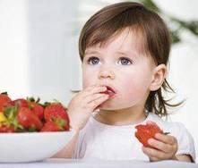 Alimentação infantil: ensinar o meu filho a comer bem!