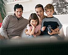 Lei da televisão regula publicidade em séries infantis