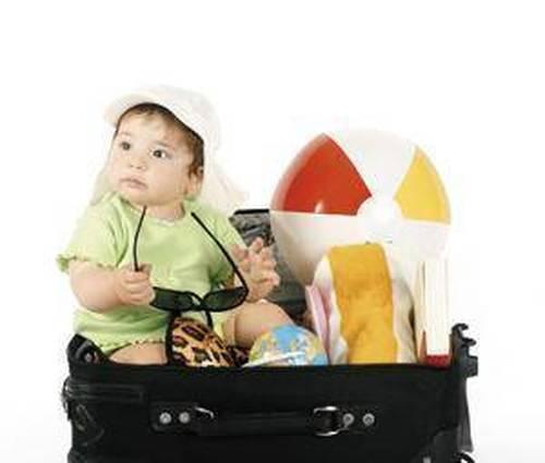 Viajar de avião, será que o meu filho já tem idade?