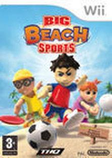 Jogos Wii: Big Beach Sports