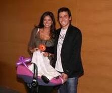 Cláudia Vieira não pára mesmo depois de ter sido mãe!