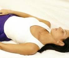 Descanso após a amniocentese