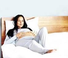 Cuidados em casa depois de uma cesárea