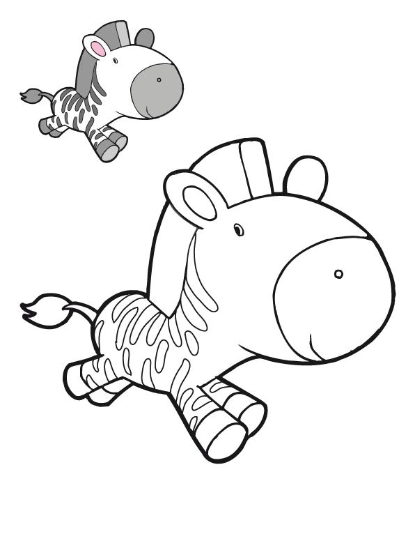 Cebra de paso