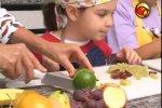 Salada de frutas videos en TodoPapás